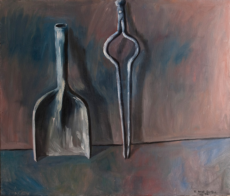 Scoop and Tongs by Tadhg-McSweeney