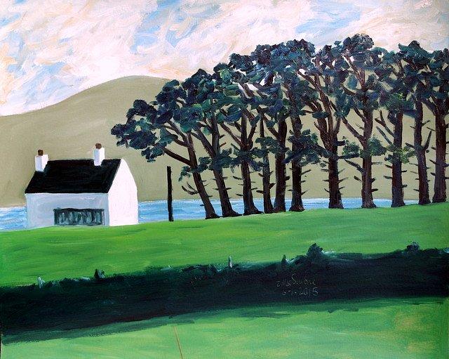 Cois fairrge 2 by Tadhg McSweeney