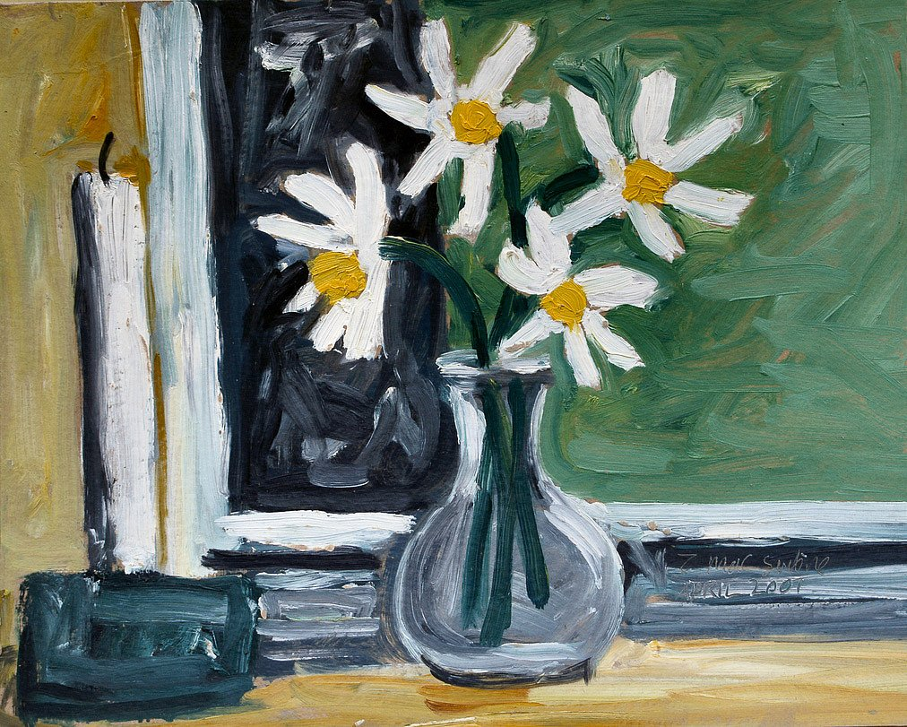 Daisies by Tadhg McSweeney