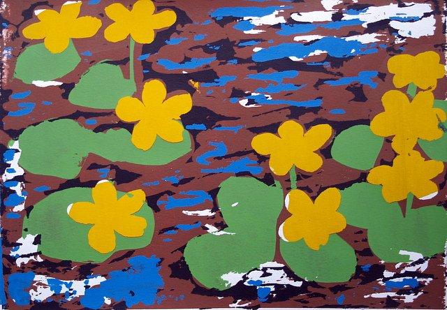 Marshmarigolds by Tadhg McSweeney