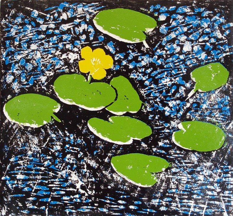Marsh Marigold by Tadhg McSweeney