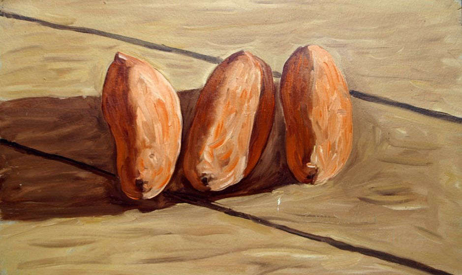 Sweet potatoes by Tadgh McSweeney