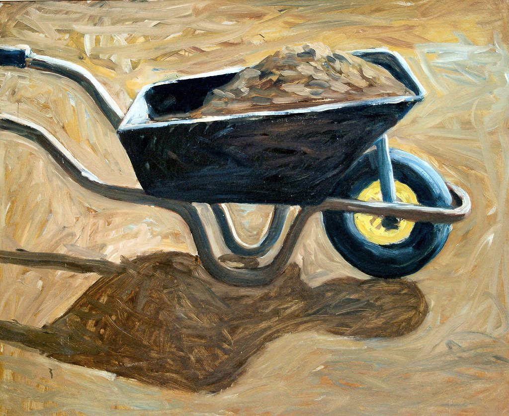 Wheelbarrow by Tadgh McSweeney